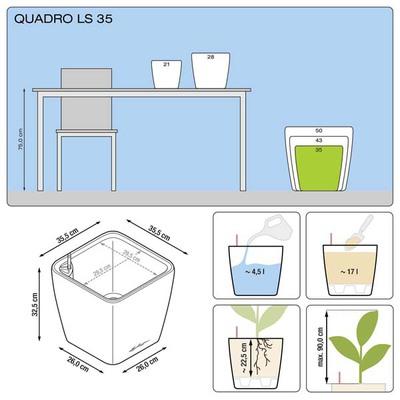 Арека Quadro LS 130/35